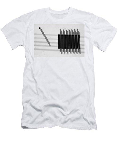 String Shadows - Selected Award - Fiap Men's T-Shirt (Athletic Fit)