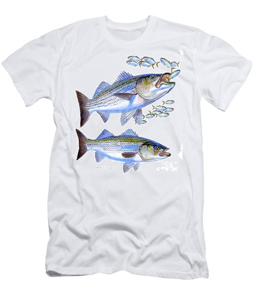 Stripers Men's T-Shirt (Athletic Fit)
