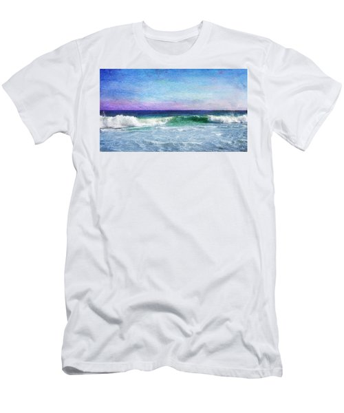 Summer Salt Men's T-Shirt (Athletic Fit)