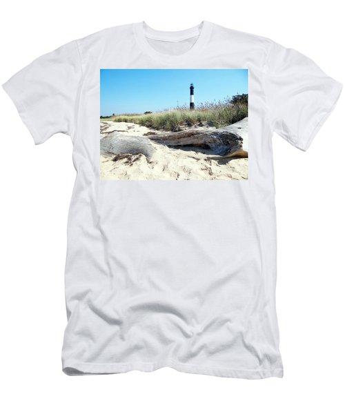 Men's T-Shirt (Slim Fit) featuring the photograph Summer Scene by Ed Weidman