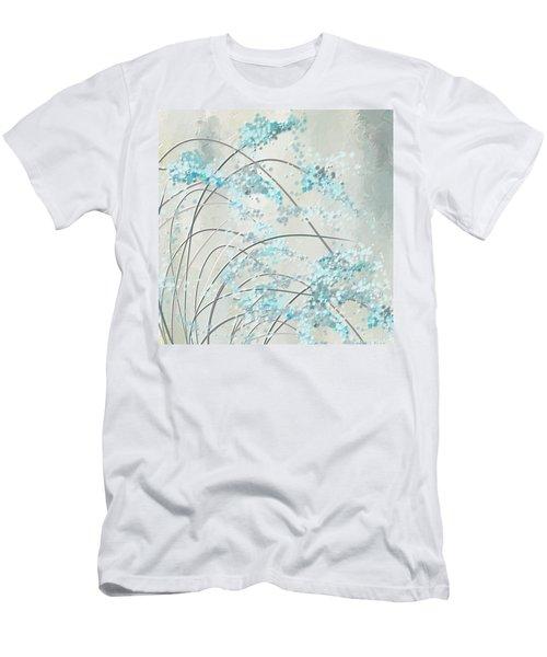 Summer Showers Men's T-Shirt (Athletic Fit)