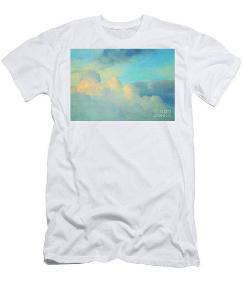 Summer Sunset Men's T-Shirt (Athletic Fit)