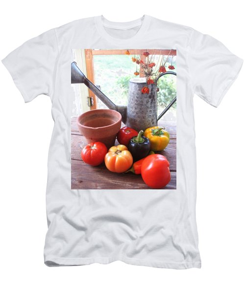 Summer's Bounty   Men's T-Shirt (Athletic Fit)