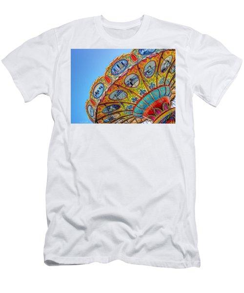 Summertime Classic Men's T-Shirt (Athletic Fit)