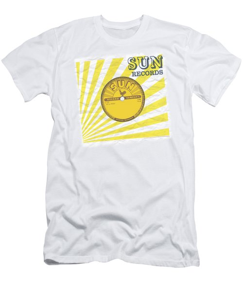 Sun - Fourty Five Men's T-Shirt (Slim Fit) by Brand A