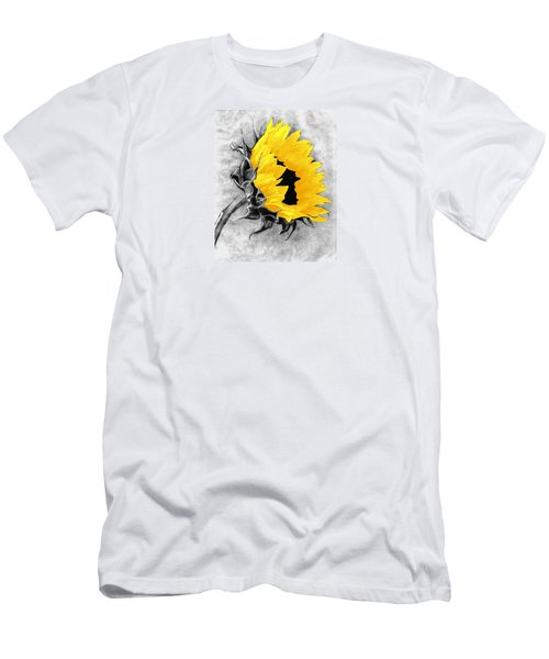 Men's T-Shirt (Slim Fit) featuring the photograph Sun Power by I'ina Van Lawick