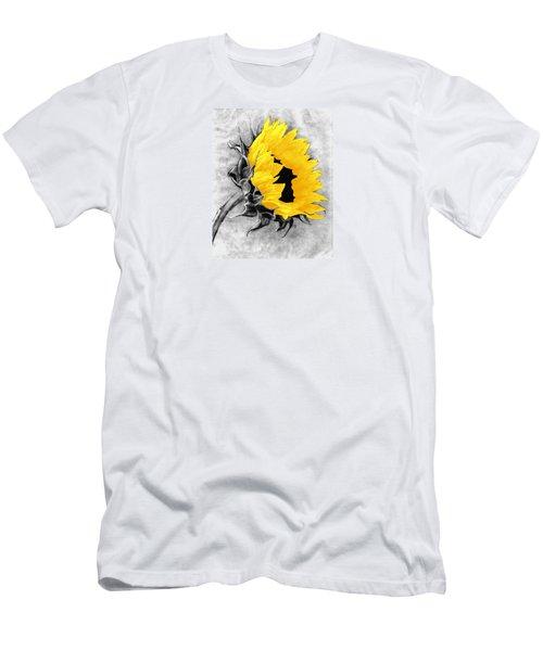 Sun Power Men's T-Shirt (Slim Fit) by I'ina Van Lawick
