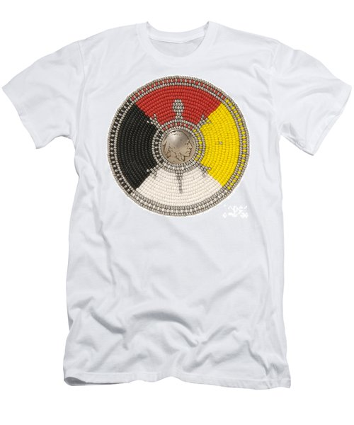Sundance Indian Men's T-Shirt (Athletic Fit)