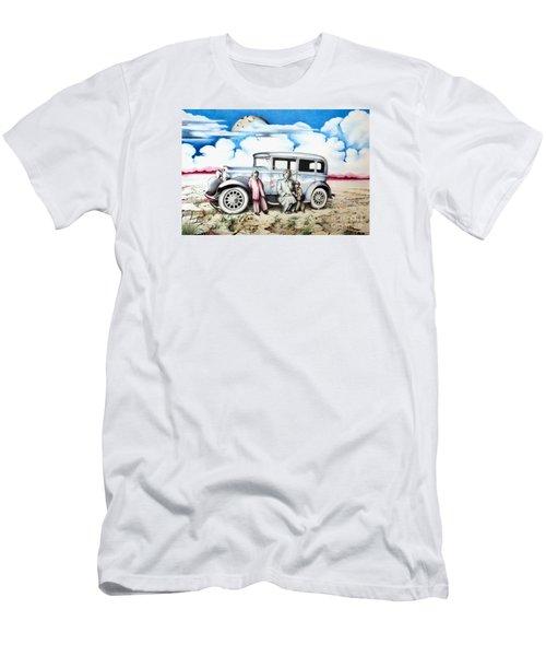 Sunday Drive Men's T-Shirt (Athletic Fit)