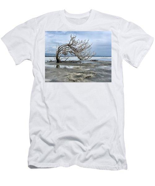 A Smal Giant Bush Men's T-Shirt (Athletic Fit)