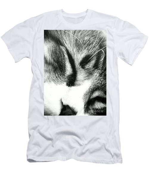 Men's T-Shirt (Slim Fit) featuring the photograph Sweet Dreams by Jacqueline McReynolds