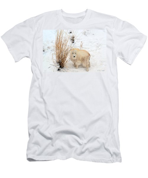 Men's T-Shirt (Athletic Fit) featuring the photograph Sweet Little One by Dorrene BrownButterfield