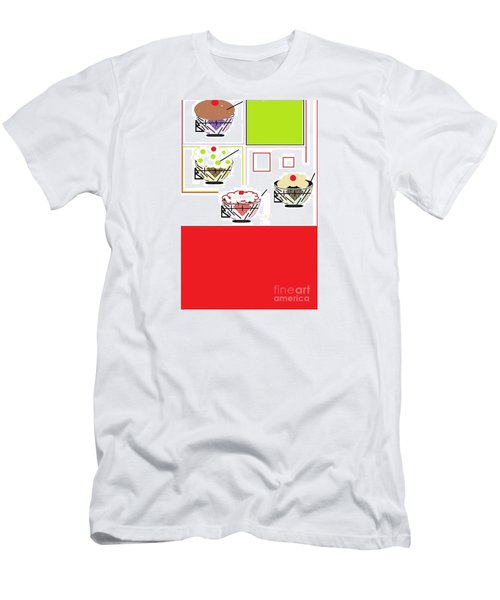 Sweet Tooth Men's T-Shirt (Athletic Fit)