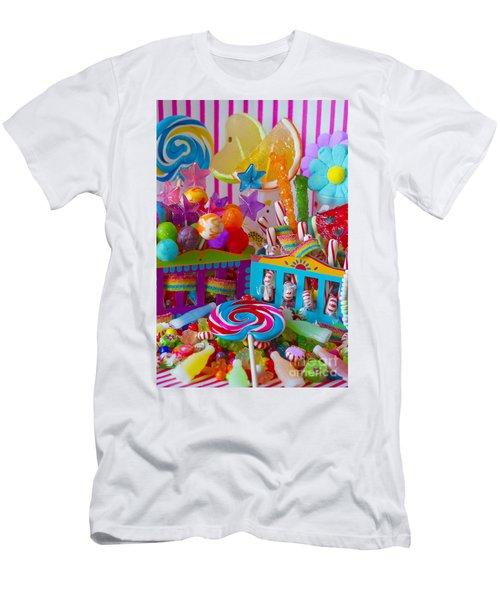 Sweets 3 Men's T-Shirt (Athletic Fit)