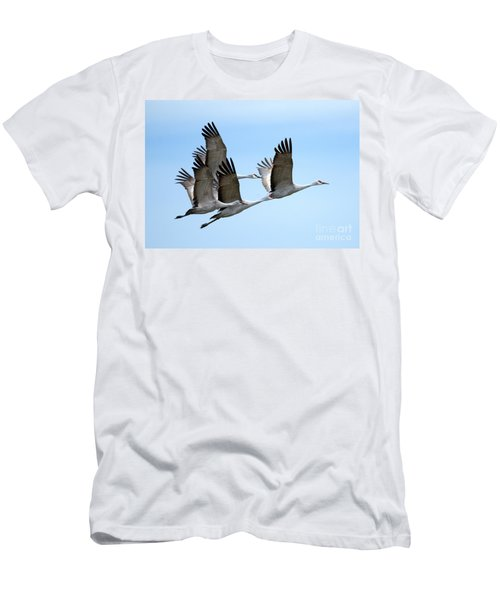 Synchronized Men's T-Shirt (Athletic Fit)