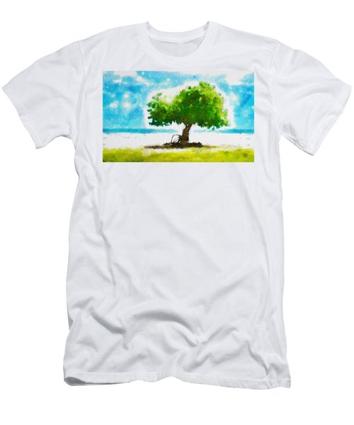 Summer Magic Men's T-Shirt (Athletic Fit)