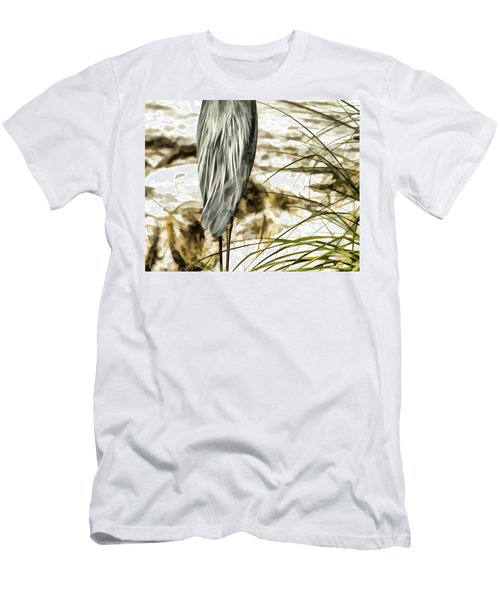 Tail Feathers Men's T-Shirt (Athletic Fit)