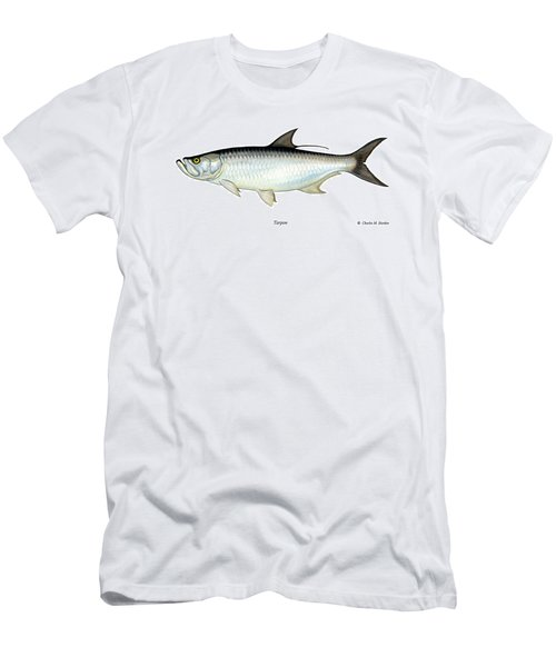 Tarpon Men's T-Shirt (Athletic Fit)