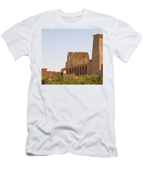 Temple View Men's T-Shirt (Athletic Fit)