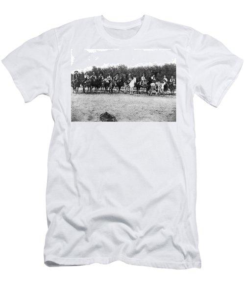 Texas Rangers Men's T-Shirt (Athletic Fit)