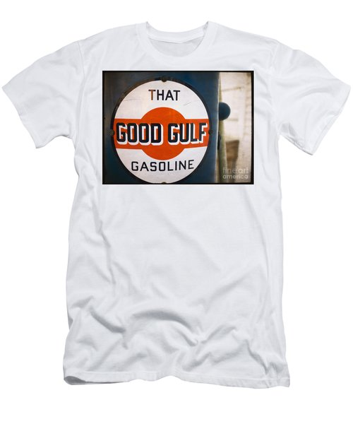 That Good Gulf Gasoline Men's T-Shirt (Athletic Fit)