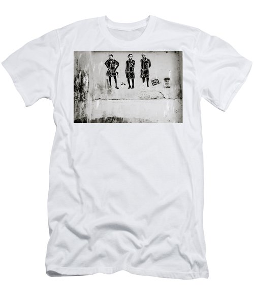 The Trio  Men's T-Shirt (Athletic Fit)