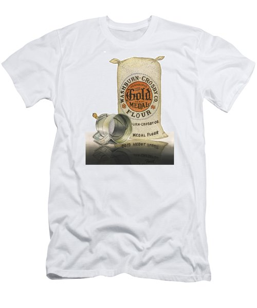 The Bakers Choice Men's T-Shirt (Slim Fit) by Ferrel Cordle