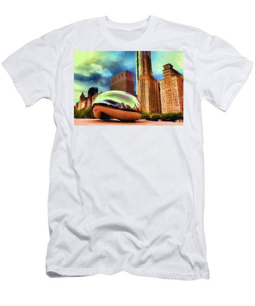The Bean - 20 Men's T-Shirt (Athletic Fit)