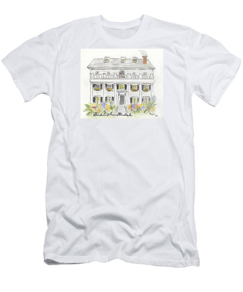 The Beekman Arms In Rhinebeck Men's T-Shirt (Athletic Fit)