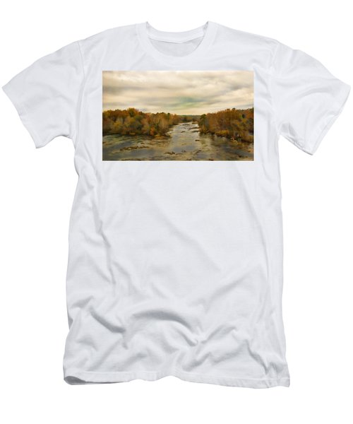 The Broad River Men's T-Shirt (Athletic Fit)