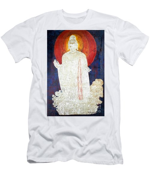 The Buddha's Light Men's T-Shirt (Athletic Fit)