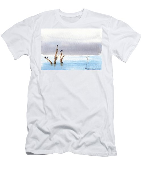 The Calm Men's T-Shirt (Athletic Fit)