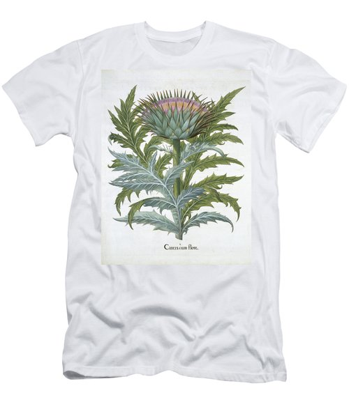The Cardoon, From The Hortus Men's T-Shirt (Slim Fit) by German School
