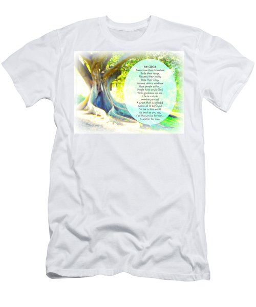 The Circle Men's T-Shirt (Athletic Fit)
