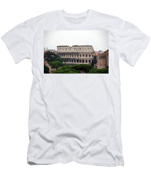 The Coliseum  Men's T-Shirt (Athletic Fit)
