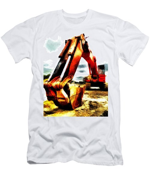 The Crab Claw Men's T-Shirt (Athletic Fit)