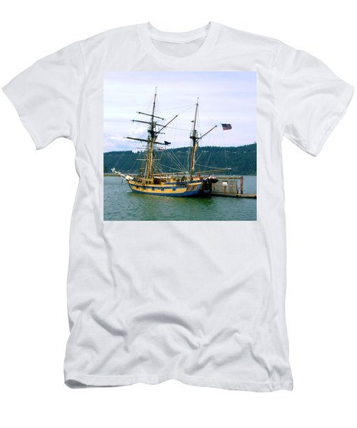 The Days Of Sails Men's T-Shirt (Athletic Fit)