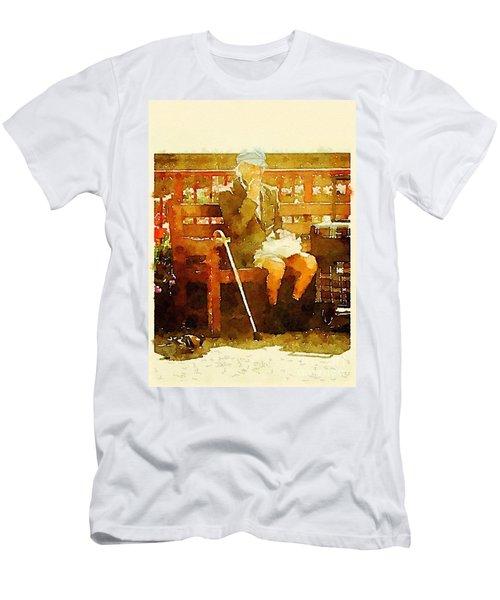 The Devonshire Man Men's T-Shirt (Athletic Fit)