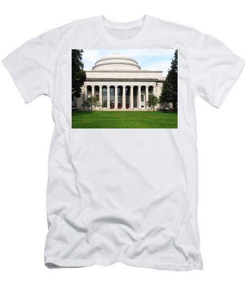 The Dome At Mit Men's T-Shirt (Athletic Fit)