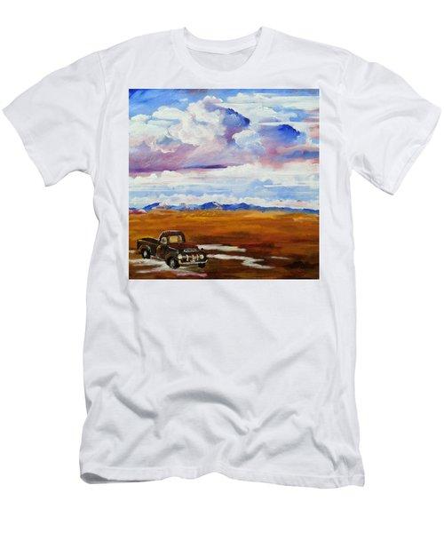 The Flathead Men's T-Shirt (Athletic Fit)