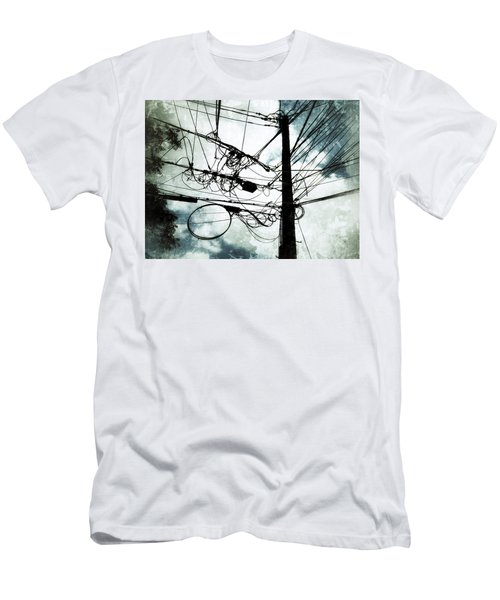 The Forest Of Queens Men's T-Shirt (Athletic Fit)