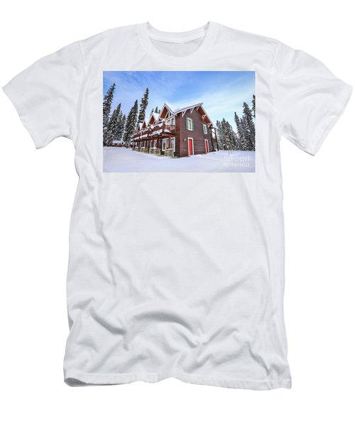 The Glory Of Winter's Chill Men's T-Shirt (Athletic Fit)