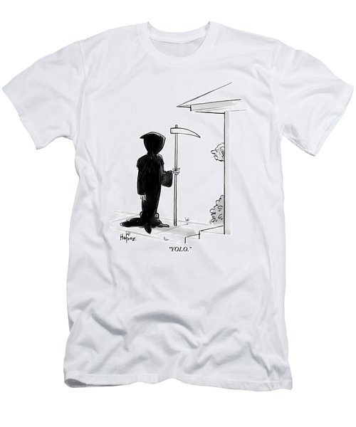 Yolo Men's T-Shirt (Athletic Fit)