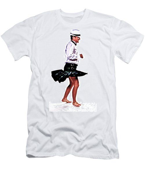 The Happy Dance Men's T-Shirt (Athletic Fit)