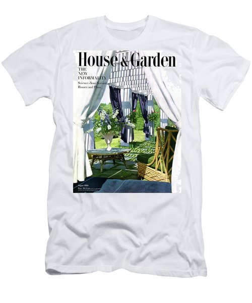 The Horsts Garden Men's T-Shirt (Athletic Fit)