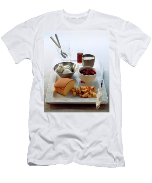 The Ingredients To Make A Trifle Men's T-Shirt (Athletic Fit)