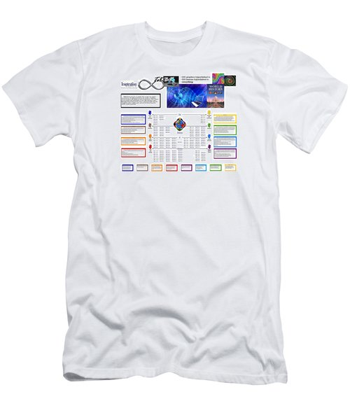 Lightspeed Reading  Men's T-Shirt (Athletic Fit)