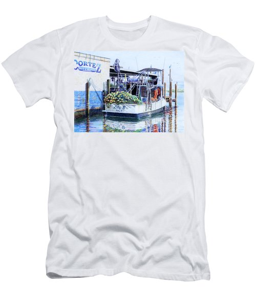 The Lily B Men's T-Shirt (Slim Fit) by Roger Rockefeller