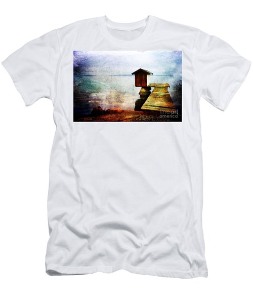The Little Bath House Men's T-Shirt (Athletic Fit)