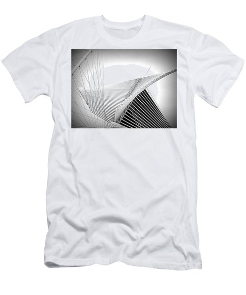 The Mam Milwaukee Art Museum Men's T-Shirt (Athletic Fit)